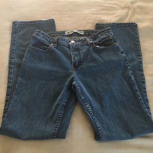 Harley Davidson women's Bootcut Jeans Sz 8